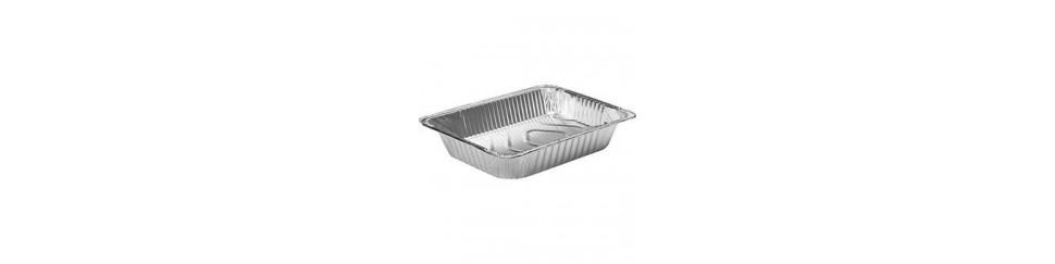 Vaschette Alluminio Gastronomia